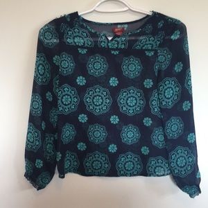 Girls tunic 10/12, barely worn